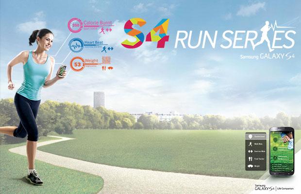 Samsung S4 Run Series